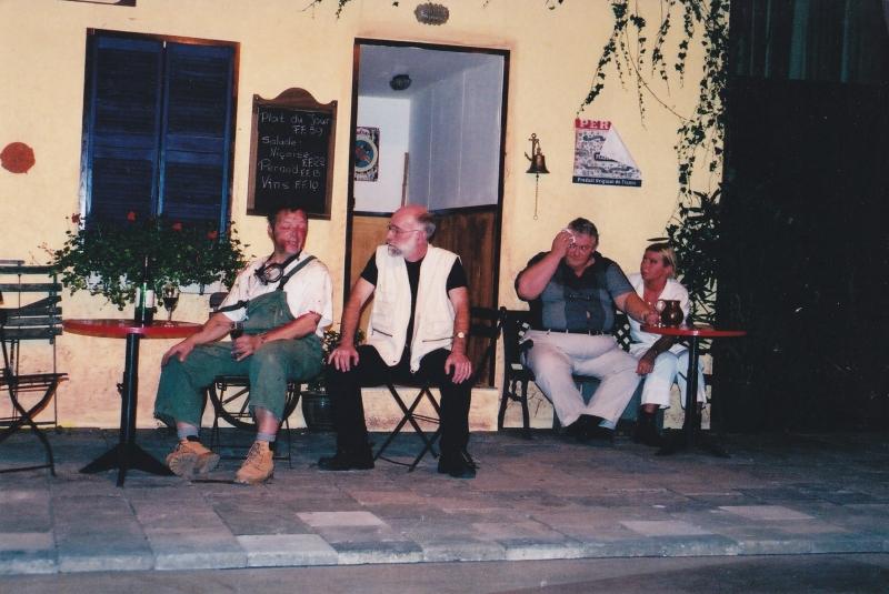 2001 - Dorp der Huichelaars