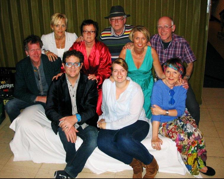 De groep van 2012